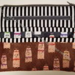 Paint Tube Purse Organizer