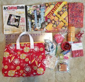 February 2021 Door Prize Bag