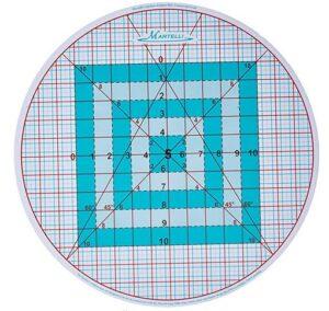 Martelli rotating mat