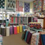 Calico Creations: Front of Shop