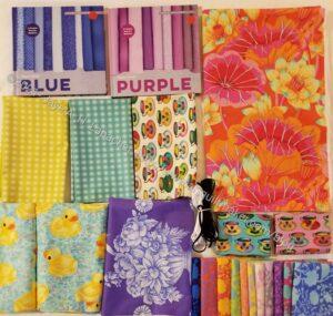 Calico Creations: new fabrics