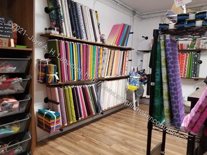 Cotton Cure: sales & more fabric