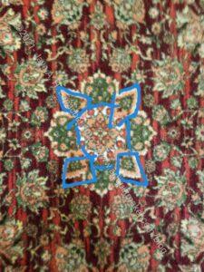 BW carpet design anno