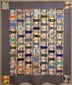 Matt Macomber Bow Tie quilt