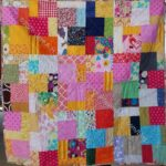 Pink Block Party Donation Quilt