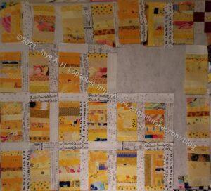 Yellow Strip donation top progress