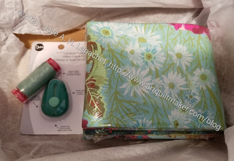 Quilty Box items