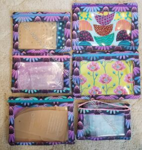 All the I Spy Pouches