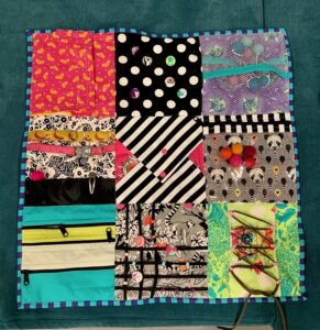 LFL's Busy Quilt - front