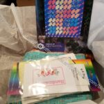 Quilty Box n.2 contents