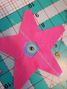 Small pentagon eyes