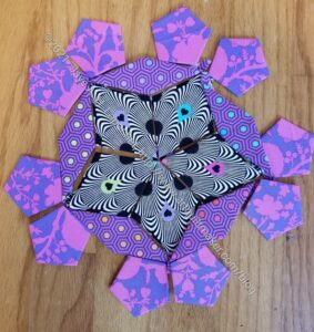 Center Star / Rosette #1