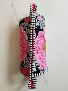 Brocade Peony (La Pass) Sew Together Bag