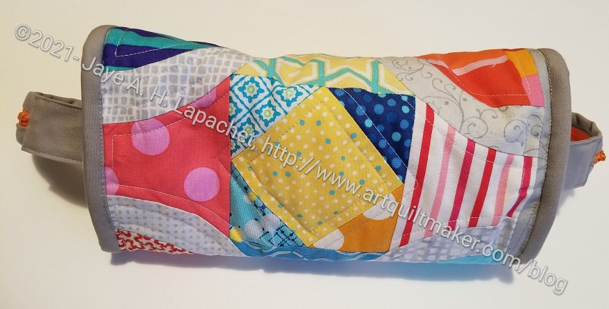 Ring Toss Sew Together Bag