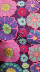 Kaffe flower fabrics