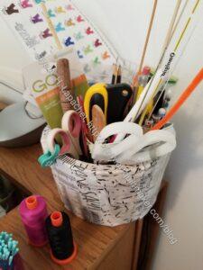 Finished: Tools Bucket