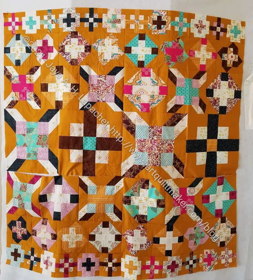 Melinda's AGF piece